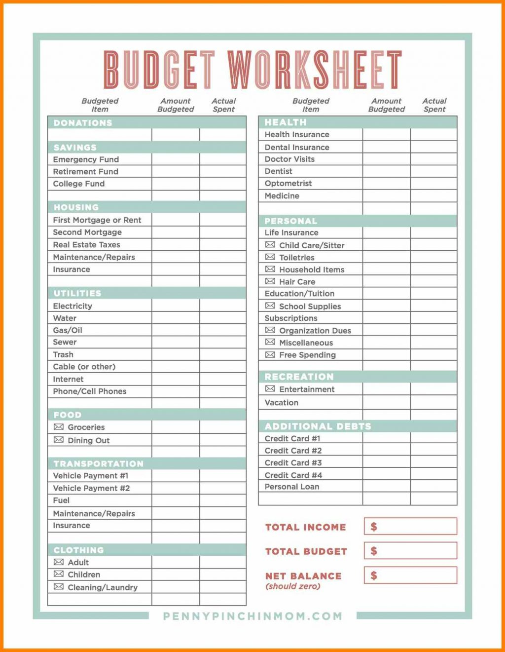 How To Create A Budget Spreadsheet Using Excel Pertaining To How To Createudget Spreadsheet In Excel Make Sheet Using Google Docs