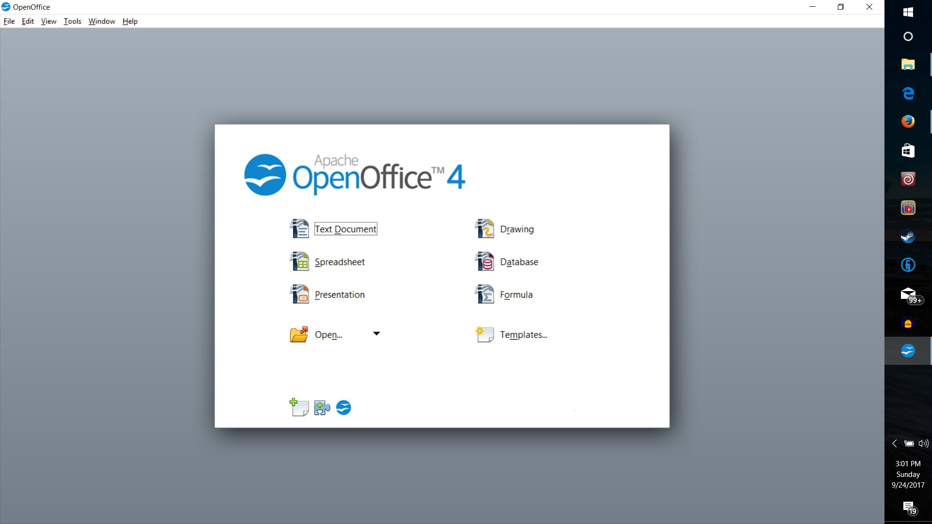 How To Create A Database In Openoffice From Spreadsheet Regarding Apache Open Office Review: The Original Office Alternative  Pcworld