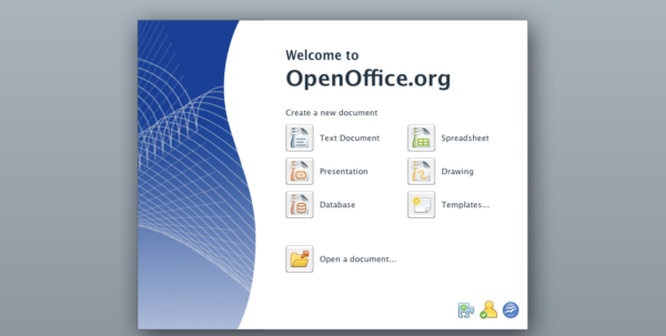 How To Create A Database In Openoffice From Spreadsheet Within Openoffice 3.0 New Features
