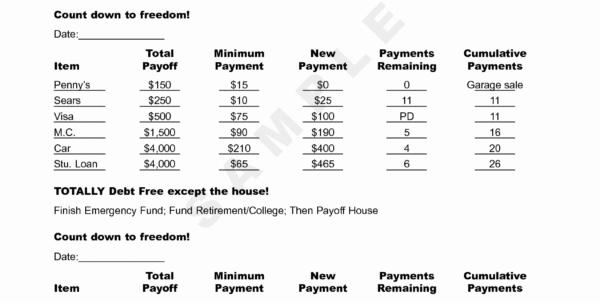 How To Create A Debt Snowball Spreadsheet Inside Debt Snowball Spreadsheet How To Create Maggi Locustdesign Co Dave