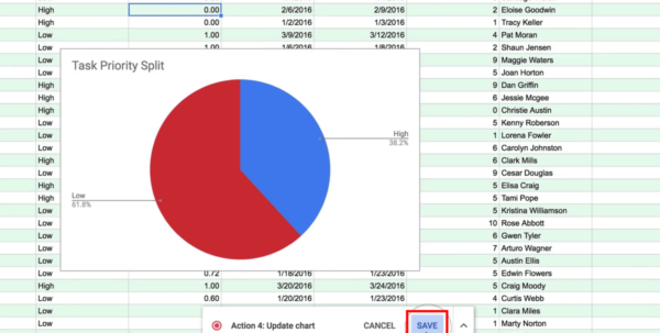 How To Create A Macro In Google Spreadsheet Within Google Spreadsheets Finally Support Macros  Gigazine