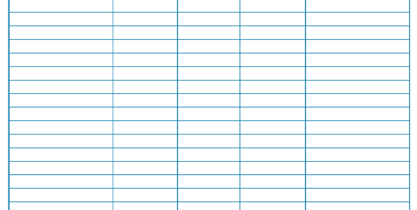How To Create A Monthly Budget Spreadsheet With Blank Monthly Budget Worksheet  Frugal Fanatic
