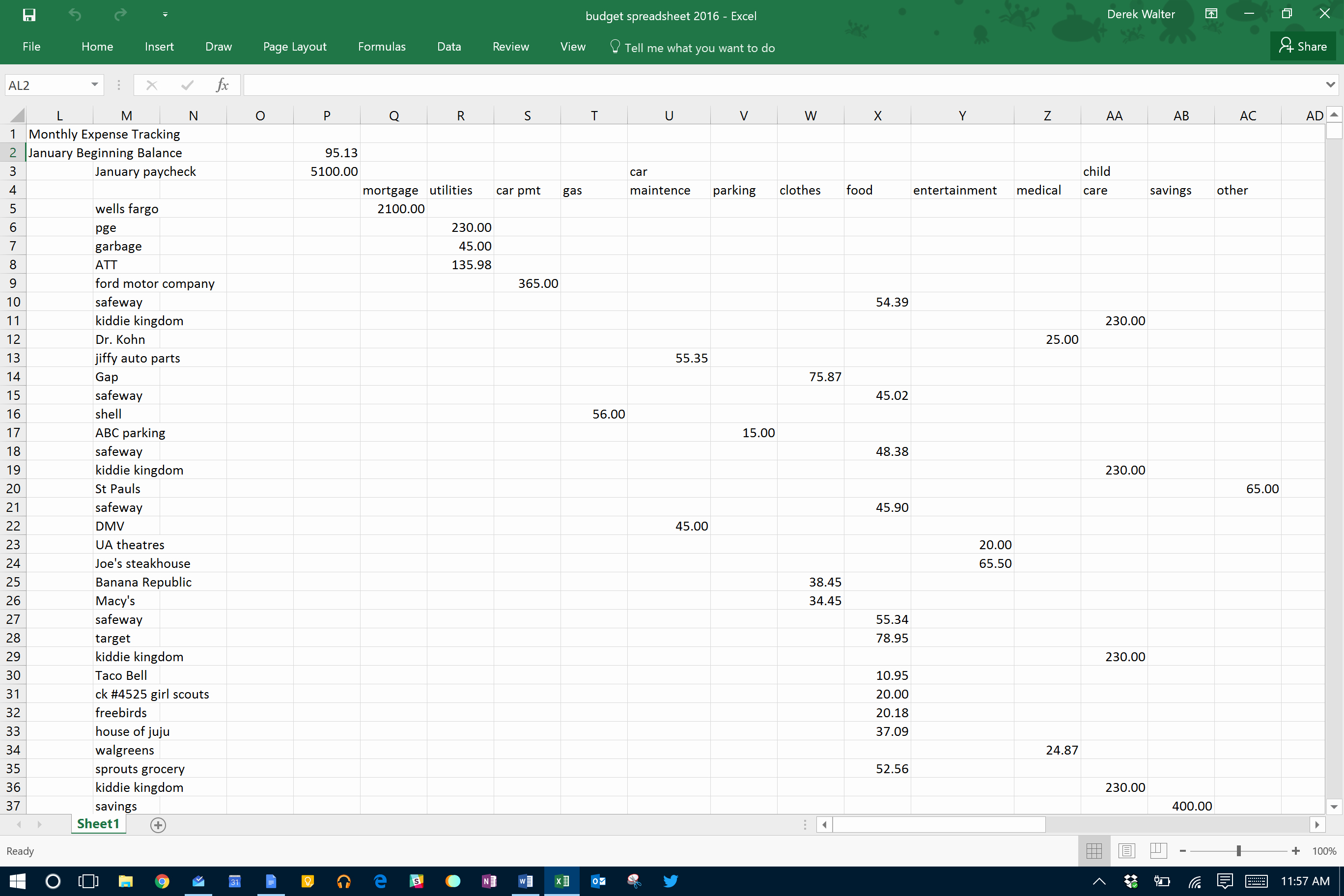 How To Create A Spreadsheet For Dummies With Regard To 18 Excel Spreadsheets For Dummies – Lodeling