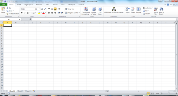 How To Create A Spreadsheet In Excel 2010 In How To Create A Spreadsheet In Excel 2010 – Bloggtech