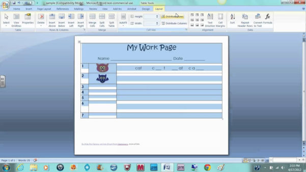 How To Create A Spreadsheet On Word In How To Make Spreadsheet In Word Perfect Workbook Microsoft  Pywrapper