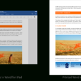 How To Create A Spreadsheet On Word With Office For Ipad Now Includes Printing  Microsoft 365 Blog