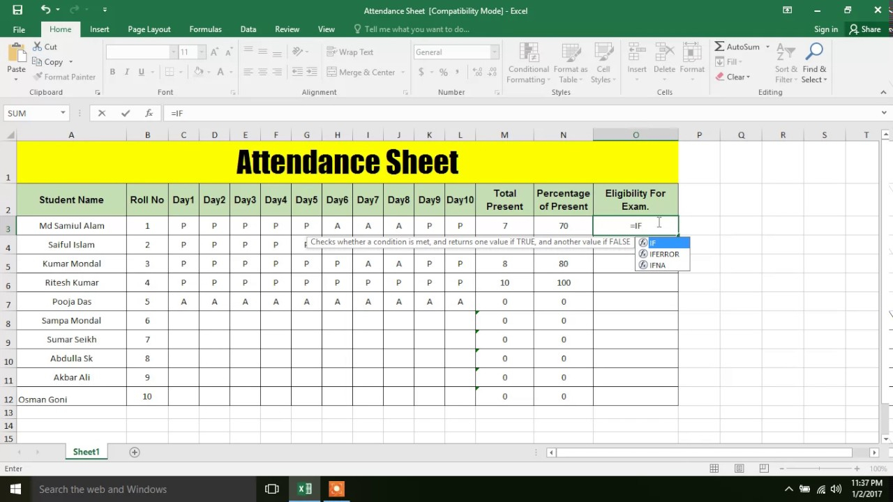 How To Create A Spreadsheet Using Excel In How To Create A Spreadsheet Using Excel On How To Make An Excel