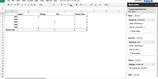 How To Create A Table In Google Spreadsheet Within Part 2: 6 Google Sheets Functions You Probably Don't Know But Should How To Create A Table In Google Spreadsheet Spreadsheet Download