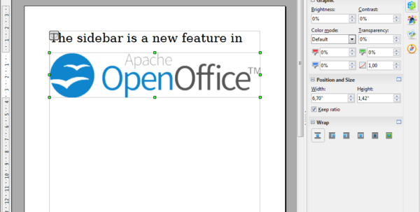 How To Create A Table In Openoffice Spreadsheet Regarding Aoo 4.0 Release Notes