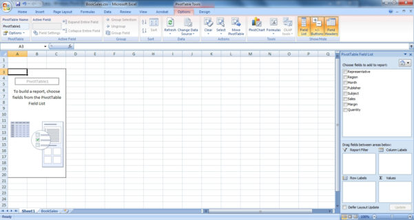 How To Create A Table In Openoffice Spreadsheet With Pivot Tables In Excel And Openoffice Calc // 2657 Productions