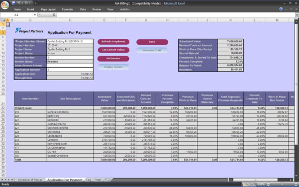 How To Create An App From Excel Spreadsheet Pertaining To Estimating Applications  Excel Consultant