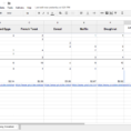 How To Create An Excel Spreadsheet For Dummies Throughout Google Sheets 101: The Beginner's Guide To Online Spreadsheets  The