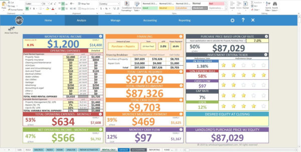 How To Create An Excel Spreadsheet For Inventory Throughout Real Estate Flip Spreadsheet As How To Create An Excel Spreadsheet