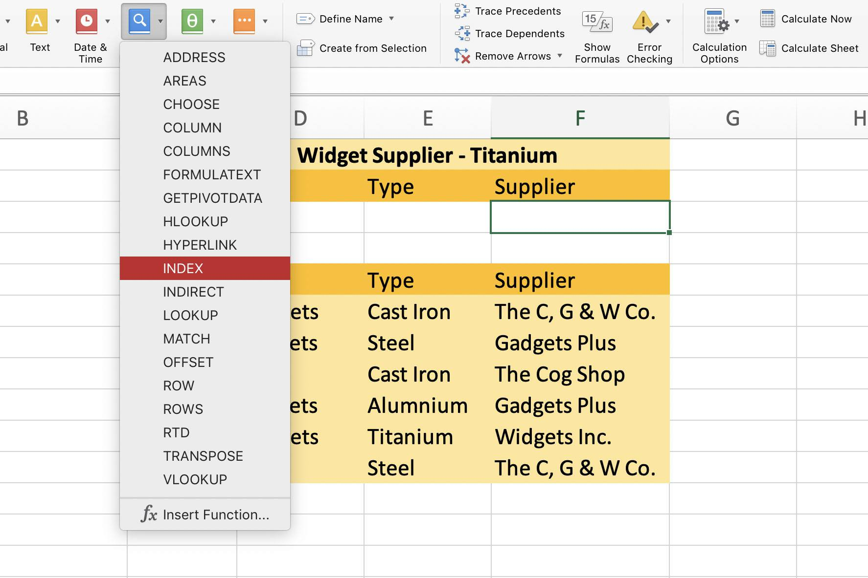 How To Create An Excel Spreadsheet With Formulas Regarding How To Create An Excel Lookup Formula With Multiple Criteria