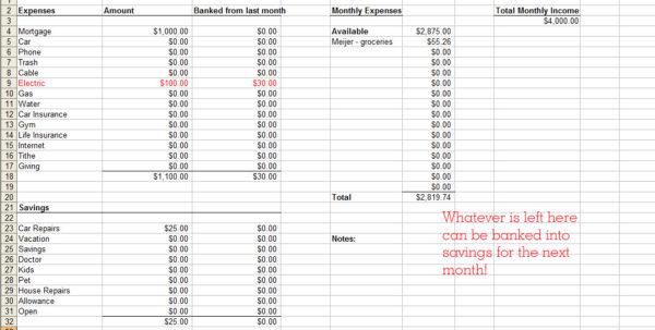 How To Create An Expense Spreadsheet In Excel With Regard To How To Make An Excel Spreadsheet For Bills On How To Make A How To Create An Expense Spreadsheet In Excel Spreadsheet Download