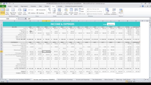 How To Create An Expenses Spreadsheet For Keep Track Of Spendingdsheet Lovely Excel Sheet To Expenses
