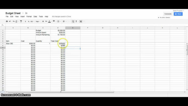 How To Create An Inventory Spreadsheet On Google Docs Intended For How To Create A Spreadsheet In Google Docs Perfect Inventory