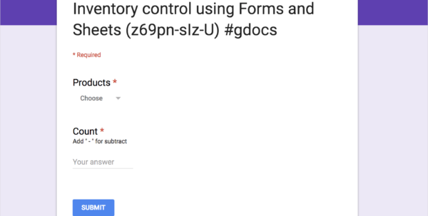 How To Create An Inventory Spreadsheet On Google Docs Intended For Top 5 Free Google Sheets Inventory Templates · Blog Sheetgo