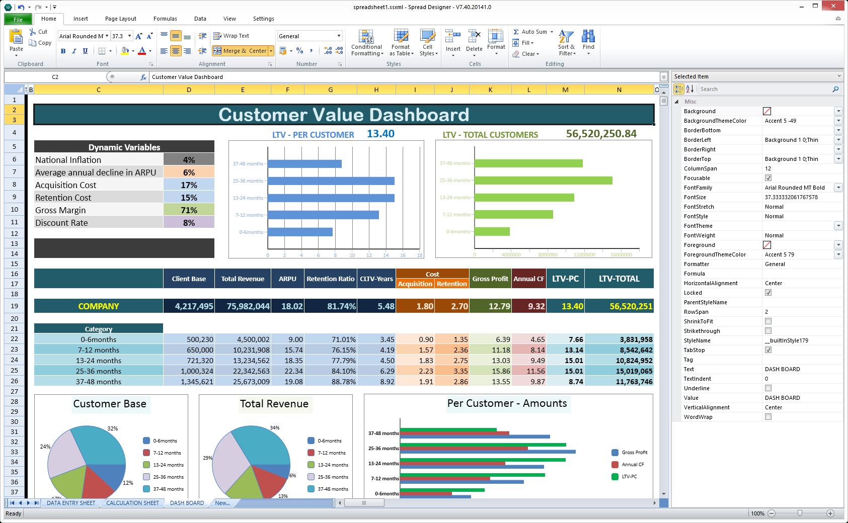 How To Design An Excel Spreadsheet Regarding Excel Spreadsheet Design  Alex.annafora.co
