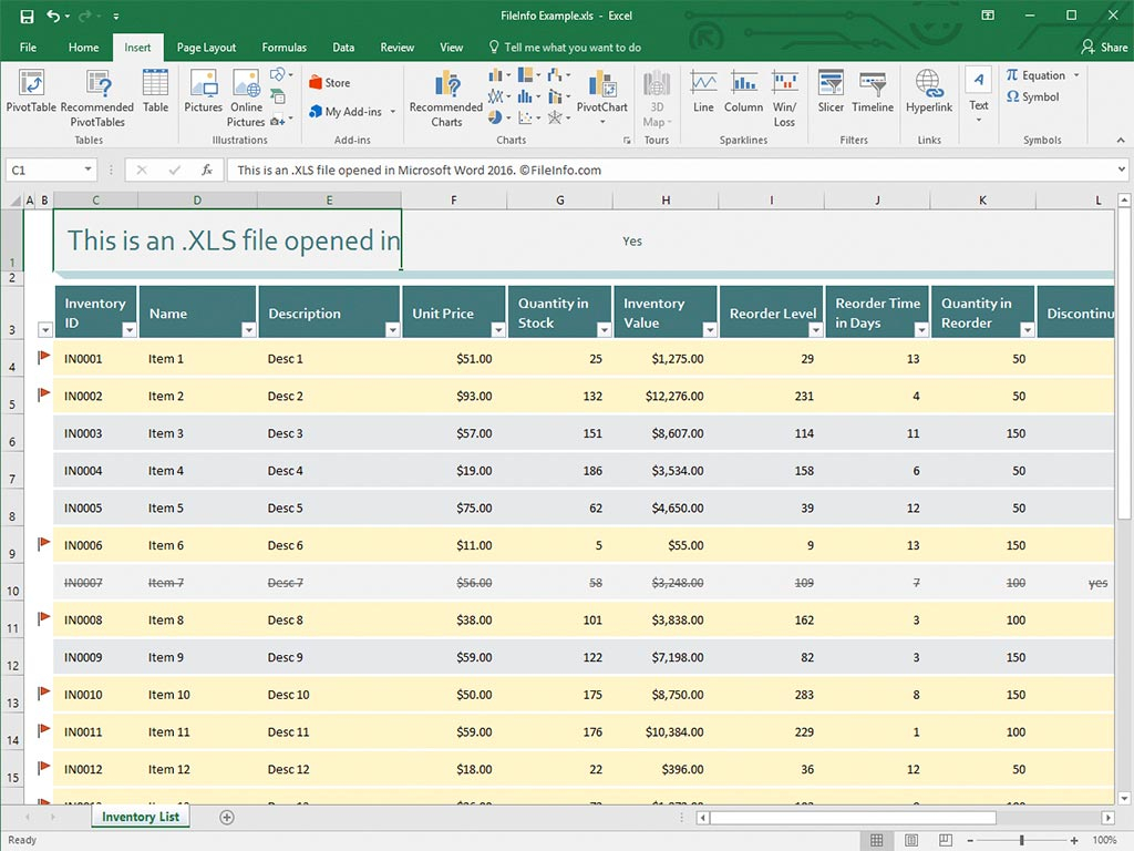 How To Do A Microsoft Excel Spreadsheet In Xls File Extension  What Is An .xls File And How Do I Open It?