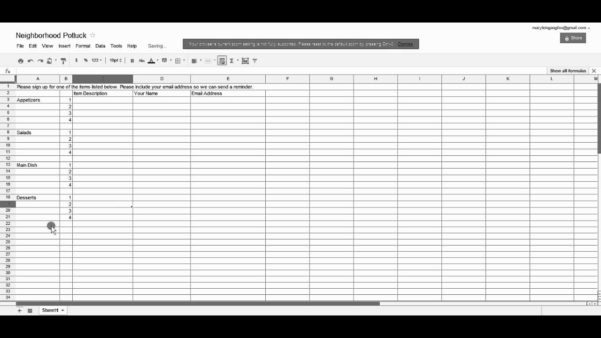 How To Do A Spreadsheet On Google Docs Pertaining To How To Create A Spreadsheet In Google Docs Beautiful Online