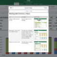 How To Do A Spreadsheet On Ipad Inside Excel For Ipad: The Macworld Review  Macworld