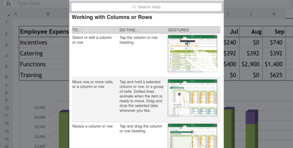 How To Do A Spreadsheet On Ipad Inside Excel For Ipad: The Macworld Review  Macworld