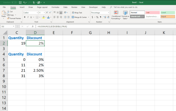 How To Do A Vlookup Between Two Spreadsheets Intended For How To Find Data With Vlookup In Excel