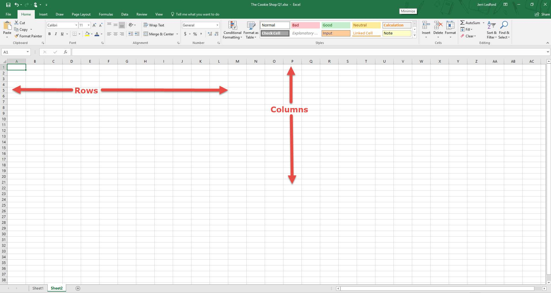 How To Do An Excel Spreadsheet With What Is Microsoft Excel And What Does It Do?