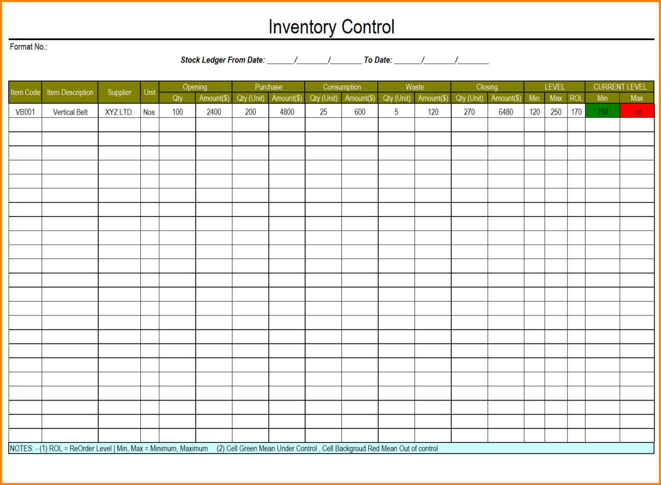 How To Do An Inventory Spreadsheet On Excel Within Inventory Spreadsheet Excel Personal 0 Free Templates Bar Stock