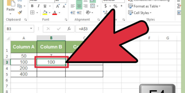 How To Do Spreadsheet Formulas Throughout 4 Ways To Copy Formulas In Excel  Wikihow