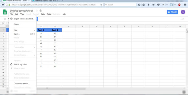 How To Download Spreadsheet Intended For Unlocking A Protected, Shared Google Drive Document  Relevance