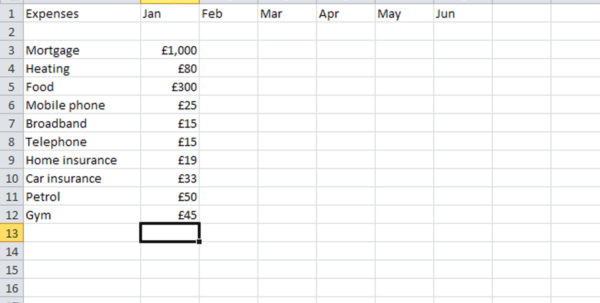 How To Keep A Budget Spreadsheet With Money Budget Spreadsheet  Resourcesaver