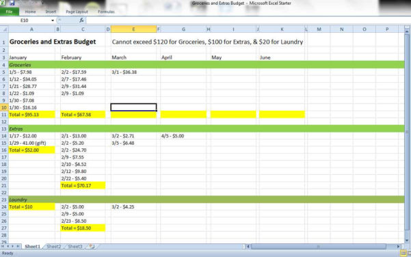 How To Keep A Spreadsheet Of Expenses With Regard To Track Expenses And Keep Track Of Medical Expenses Spreadsheet