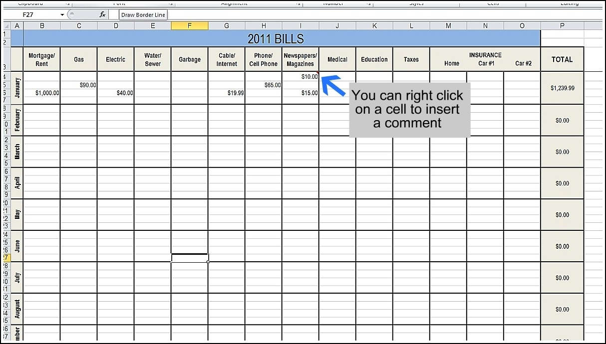How To Keep Track Of Money On Spreadsheet Throughout Bill Tracker Spreadsheet Excel Maggi Locustdesig On Keep Track Of