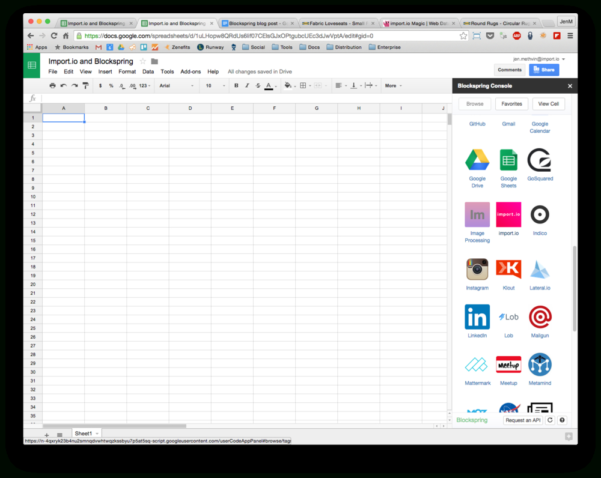 How To Link An Excel Spreadsheet To A Web Page Regarding How To Get Live Web Data Into A Spreadsheet Without Ever Leaving