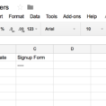 How To Make A Business Spreadsheet Inside How To Create A Custom Business Analytics Dashboard With Google