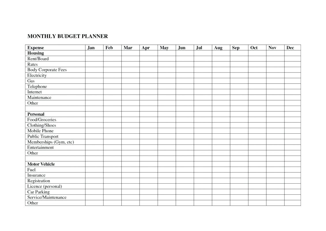How To Make A Monthly Expenses Spreadsheet With Business Monthly Expenses Spreadsheet Budget Template Invoice Small