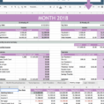 How To Make A Spreadsheet For Bills In Easy Budget And Financial Planning Spreadsheet For Busy Families