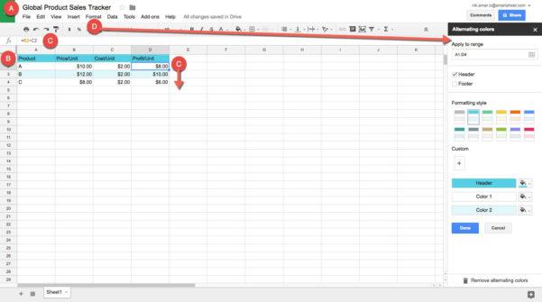 How To Make A Spreadsheet In Excel 2010 Regarding How To Make A Spreadsheet In Excel, Word, And Google Sheets  Smartsheet
