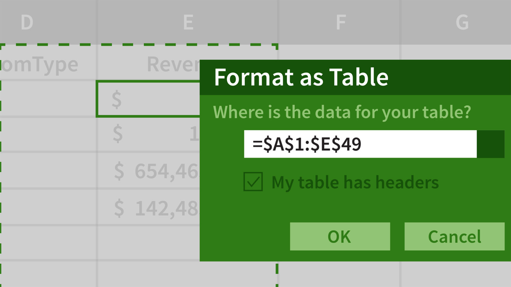 How To Make A Spreadsheet In Excel 2016 Within Excel: Creating A Basic Dashboard