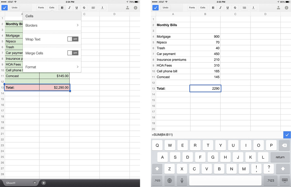 How To Make A Spreadsheet On Ipad With Regard To How To Make A Graph In Google Sheets Ipad  Homebiz4U2Profit