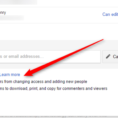 How To Make A Spreadsheet Shared Inside Google Drive Now Lets You Block Downloading Or Copying Of Shared Files