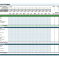 How To Make An Excel Spreadsheet For Monthly Budget With Sample Excel Budget Spreadsheets  Kasare.annafora.co