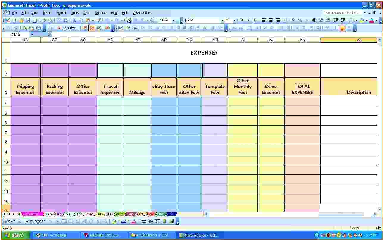 How To Make An Excel Spreadsheet For Monthly Expenses inside Famous Spending Report Template Pictures Example Resume Monthly