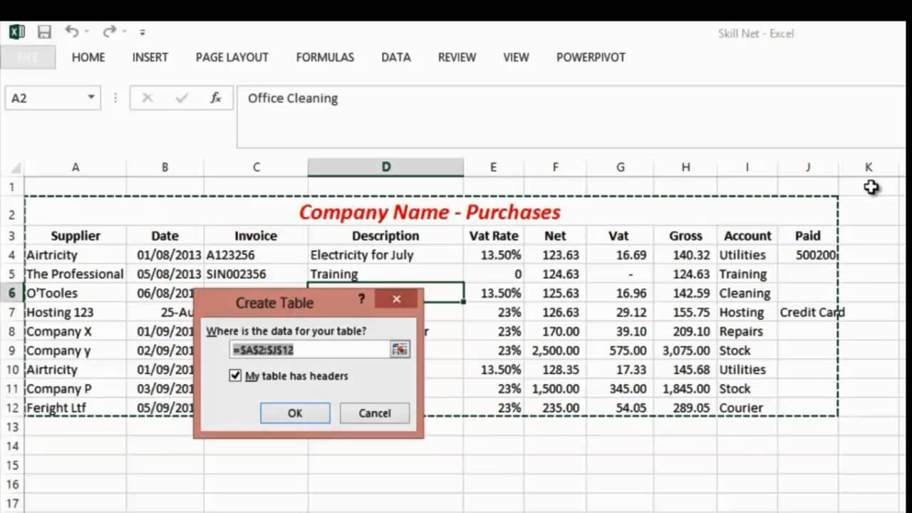 How To Make An Excel Spreadsheet For Small Business In Small Business Spreadsheets  Aljererlotgd