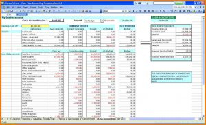 How To Make An Excel Spreadsheet For Small Business With Regard To Excel Spreadsheet For Small Business  Resourcesaver