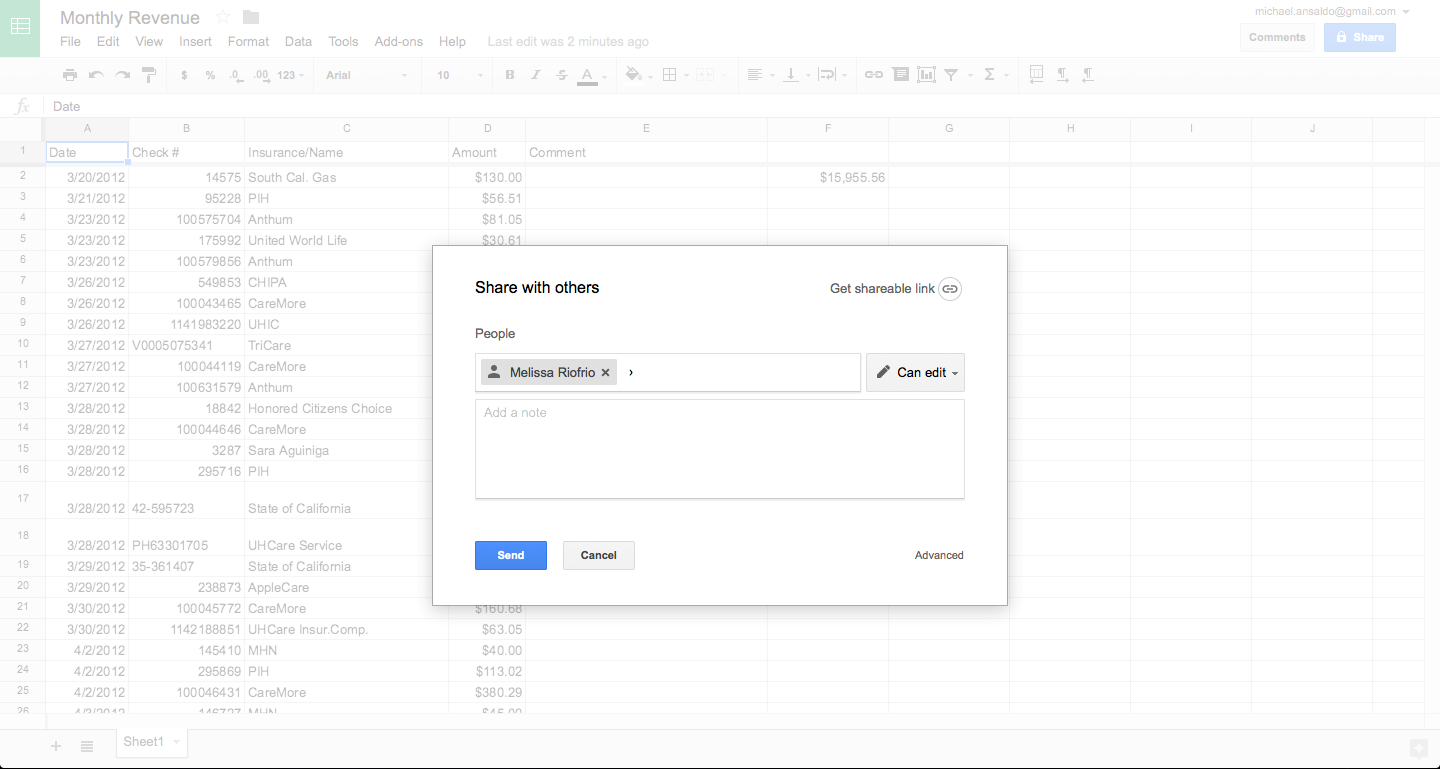 How To Make An Excel Spreadsheet Shared With Microsoft Excel Vs. Google Sheets: The 4 Key Ways Sheets Beats Excel