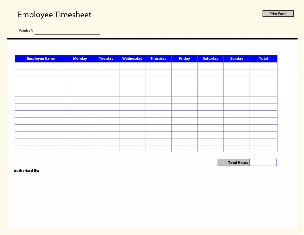 How To Make Google Spreadsheet Form For Form Templates Time Sheet Stunning Timesheet Calculation Formula In