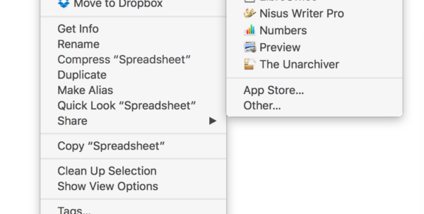 How To Open Excel Spreadsheet On Mac Within 12 Ways To Open Files On A Mac  The Mac Security Blog